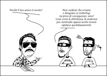 vignetta sotterfugi-questa non e arte
