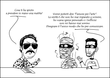 vignetta 7 sotterfugi questa non e arte