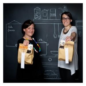 Luisa e Gabriella: le ideatrici di Pilou