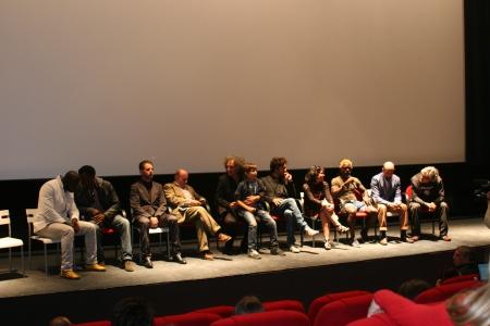 conferenza stampa black star