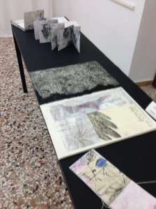 Inferno Stampe d'archivio, legatoria cm 21x21
