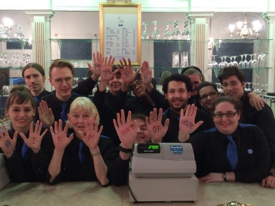 Theatre Royal Haymarket FOH Staff